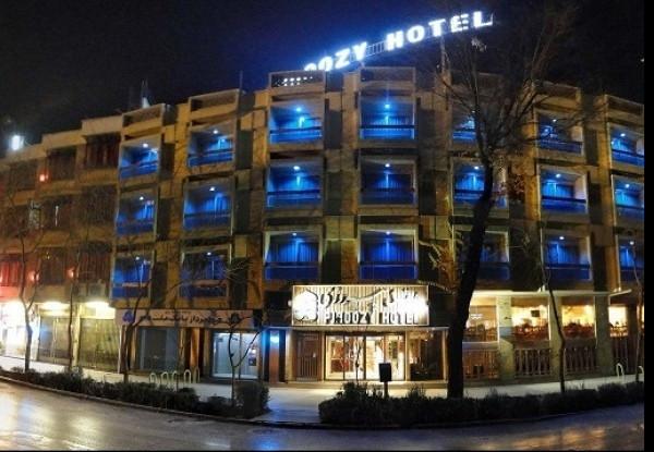 رزرو هتل پیروزی